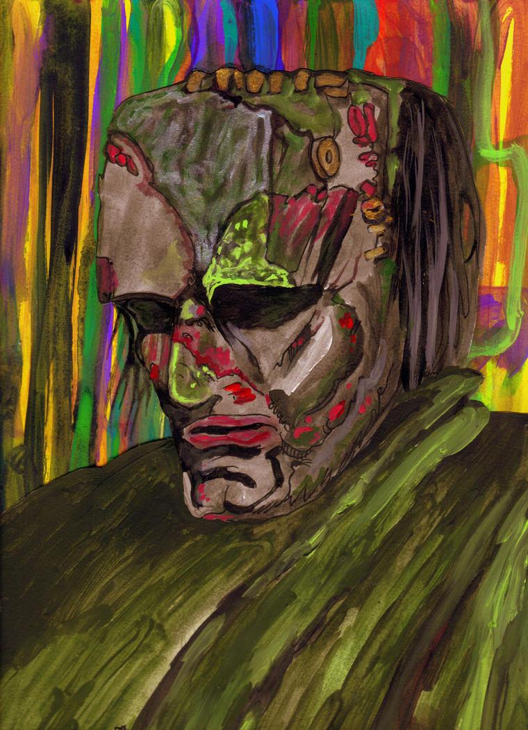 The Evil of Frankenstein by Ustranga