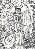 Secret Sorcery by Ustranga