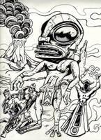 Terror in the Tropics by Ustranga