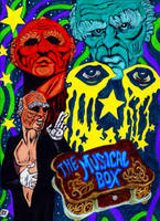 The Musical Box by Ustranga