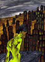 The Wasteland by Ustranga