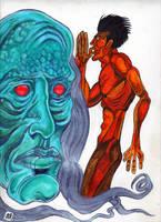 Secrets of the Naked Dead by Ustranga