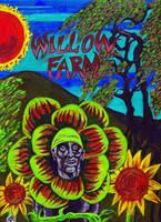 Willow Farm by Ustranga