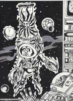 Space Baby (Ya Got no Planet) by Ustranga