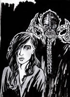The Darkest Night by Ustranga