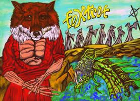 Foxtrot by Ustranga