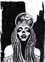 Moonchild by Ustranga