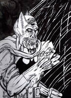 The Darkest Knight by Ustranga