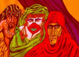 The Sacred Sight by Ustranga