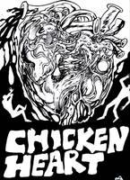 Chicken Heart by Ustranga