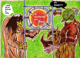 Odds on Morbius by Ustranga
