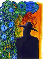 The Thin Veil by Ustranga