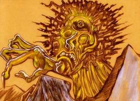 Polyphemus by Ustranga