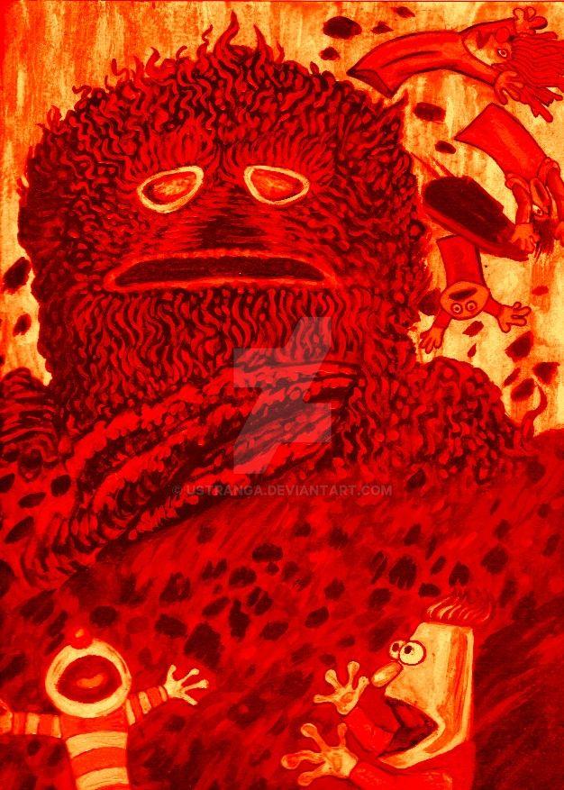 Helcifur Rising by Ustranga