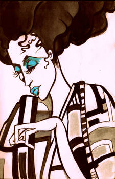 Schiele Girl