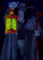 The Hermit's Lantern by Ustranga