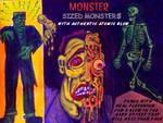 Monster Sized Monsters