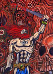 The Haunted World of Kane by Ustranga