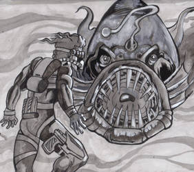 The Inner Space Terror