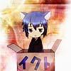 Hey its free Kitty by HauoJudai
