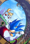 GREEN HILL ZONE!