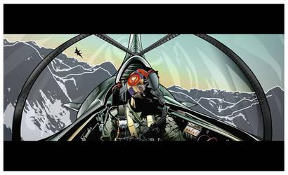 -Pilot in color-