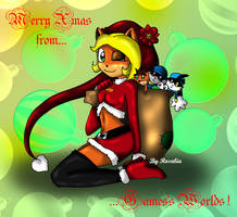Xmas red 2013 by fizzreply
