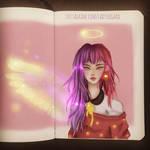 Angel girl - drawthisinyourstyle