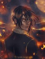 Fire Prince by LadySeegard