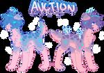 Auction, open! pastel planter puppy