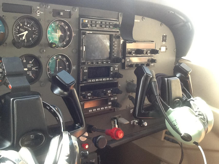 Awesome Cessna 172 Interior By IisKC ...