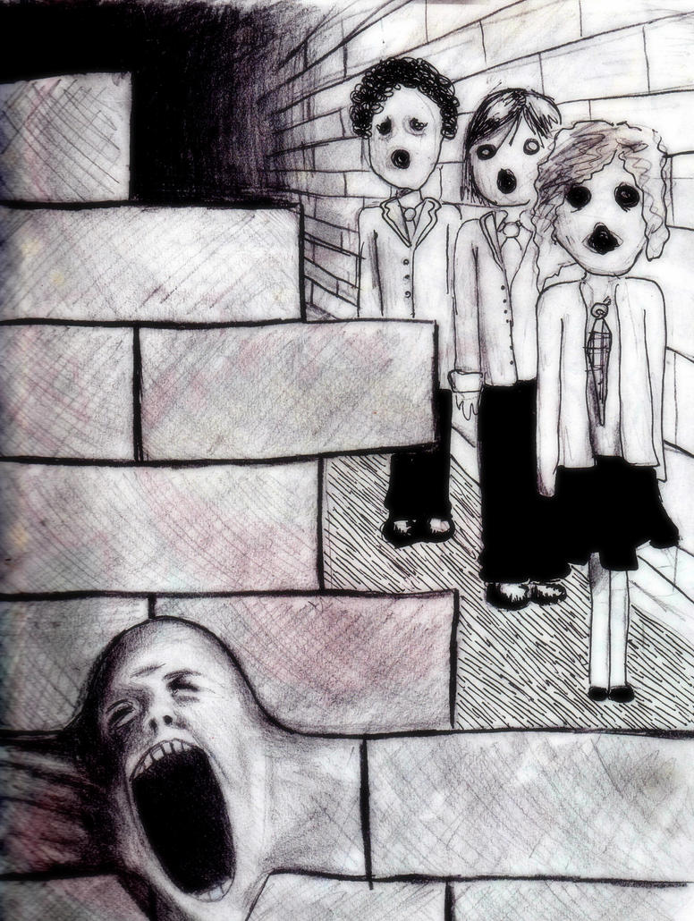 Another Brick In The Wall By Legalevil On Deviantart