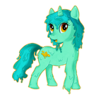 slime pony ??