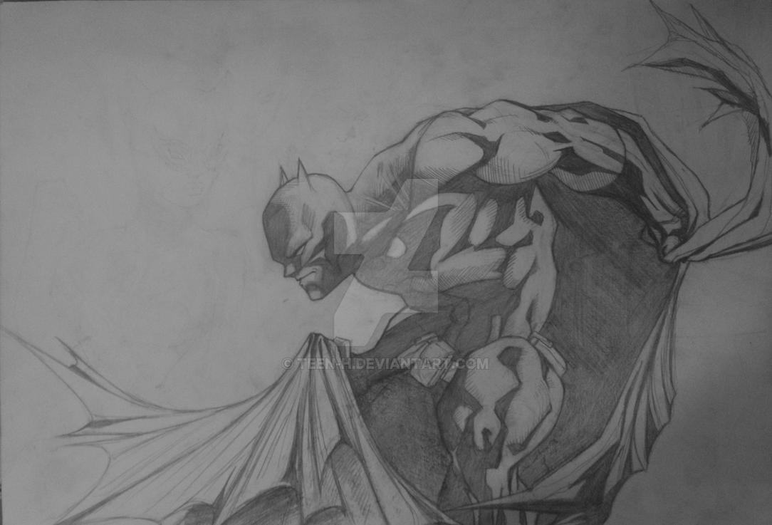 Batman by Teen-H
