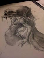 dark fantasy by AndreySkull
