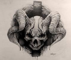 BELIAL by AndreySkull