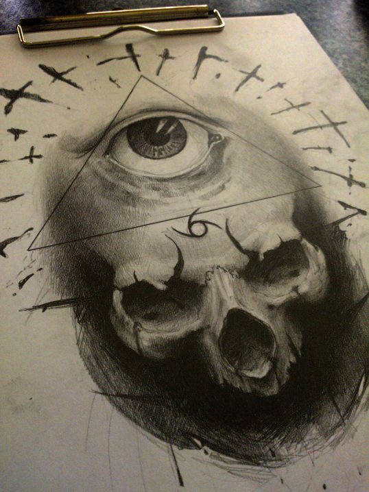 illuminati by AndreySkull