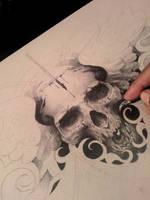 antichrist by AndreySkull