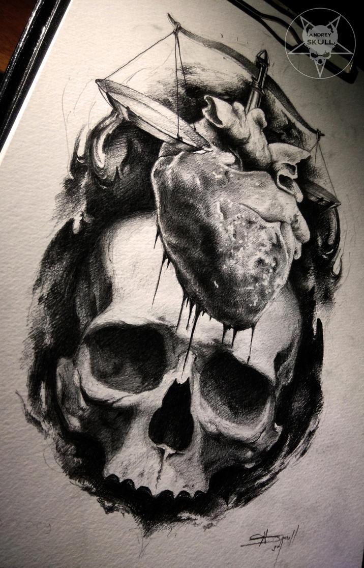 skull by AndreySkull on DeviantArt