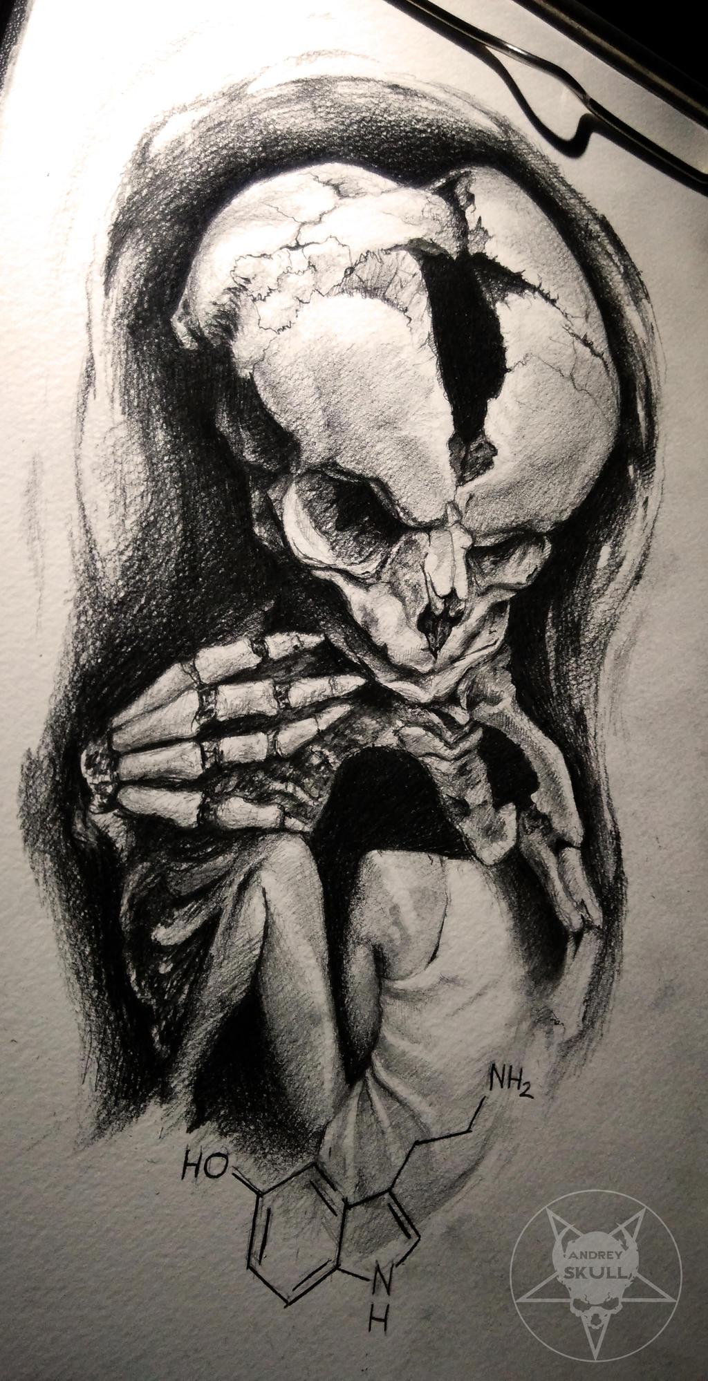 depression by AndreySkull on DeviantArt