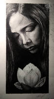 a face by AndreySkull