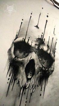 ink skull 2