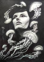 jellyfish by AndreySkull