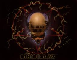 My logo by AndreySkull