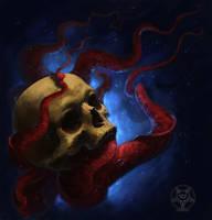 Tentacleskull by AndreySkull
