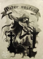 Pater noster... by AndreySkull
