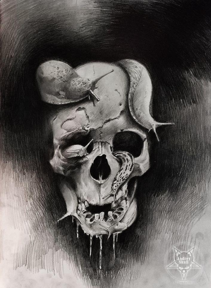 the slug by AndreySkull