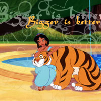 LJ-Jasmine bigger is better by LunaJane