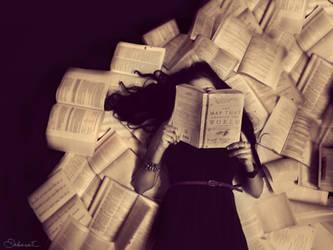 My world in a book by DebaratiDas