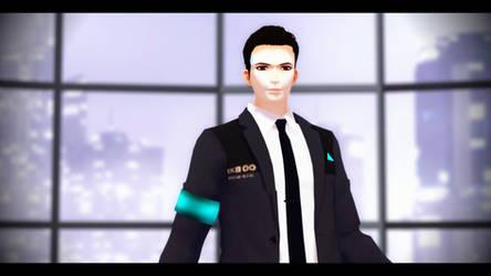 [MMD DBH] Connor RK800